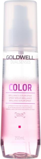 Goldwell Dualsenses Color Brilliance Serum Spray - Kräftigendes Sprühserum  für gefärbtes Haar mit UV- Schutz | Makeupstore.de